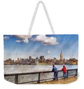 Sport - Fishing Weekender Tote Bag