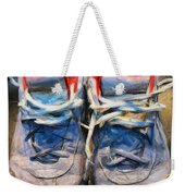 Sport Shoes Drawing Weekender Tote Bag