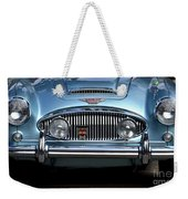 Sports Car Weekender Tote Bag