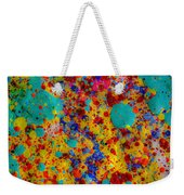 Spot Of Blue Sky Weekender Tote Bag