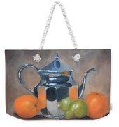 Spot Of Tea Weekender Tote Bag