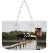 Spot The Odd One Out Weekender Tote Bag