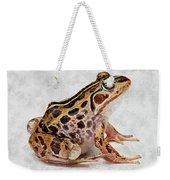 Spotted Dart Frog Weekender Tote Bag