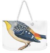 Spotted Diamondbird Weekender Tote Bag