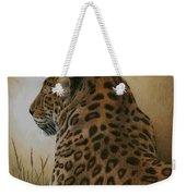 Spotted Elegance Weekender Tote Bag