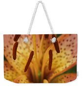Spotted Lilly Weekender Tote Bag