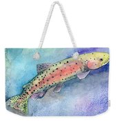 Spotted Trout Weekender Tote Bag
