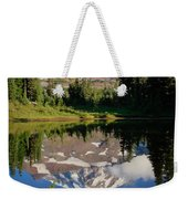 Spray Park Reflection Weekender Tote Bag