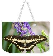 Spread Your Wings My Little Butterfly  Weekender Tote Bag