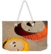 Spreading Colors In Life Weekender Tote Bag