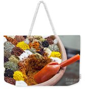 Sprice Mix Weekender Tote Bag