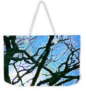 Spring Approaches Weekender Tote Bag