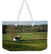 Spring At Maurice Stevens Spring House Weekender Tote Bag