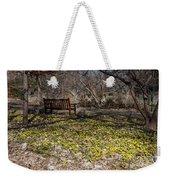 Spring Beal Weekender Tote Bag