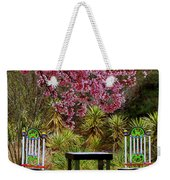 Spring Begins In Wonderland Weekender Tote Bag