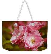 Spring Roses Weekender Tote Bag