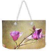 Spring Blossoms - Digital Sketch Weekender Tote Bag