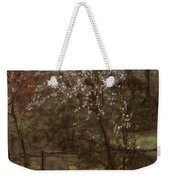 Spring Blossoms Weekender Tote Bag by Henry Muhrmann