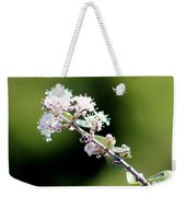 Spring Blossoms White 031015aa Weekender Tote Bag