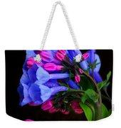 Spring Bluebells Weekender Tote Bag