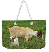Spring Born Weekender Tote Bag
