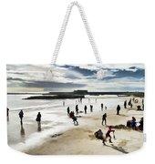 Spring-break At The Seaside Weekender Tote Bag