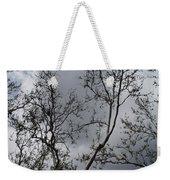 Spring Clouds Weekender Tote Bag