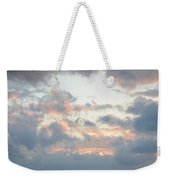 Spring Clouds Weekender Tote Bag