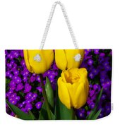Spring Colours Weekender Tote Bag