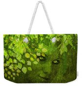 Spring Coming Weekender Tote Bag