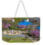 Spring Coolidge Park 2 Weekender Tote Bag