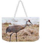 Spring Crane Weekender Tote Bag