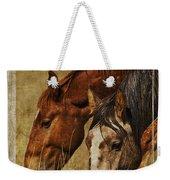 Spring Creek Basin Wild Horses Weekender Tote Bag