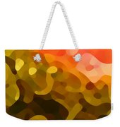 Spring Day Weekender Tote Bag by Amy Vangsgard