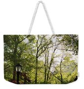 Spring Day In The Park Weekender Tote Bag