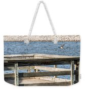 Spring Flight Weekender Tote Bag