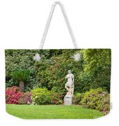 Spring Flower Blooms At The North Vista Lawn Of The Huntington Library. Weekender Tote Bag