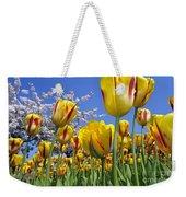 Spring Flowers 12 Weekender Tote Bag