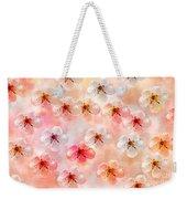 Spring Flowers Abstract 5 Weekender Tote Bag