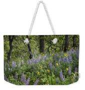 Spring Flowers In The Columbia Gorge Weekender Tote Bag