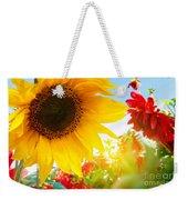 Spring Flowers In The Garden Weekender Tote Bag