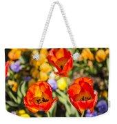 Spring Flowers No. 4 Weekender Tote Bag