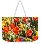 Spring Flowers No. 5 Weekender Tote Bag