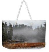 Spring Fog Weekender Tote Bag