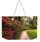 Spring Footpath Weekender Tote Bag