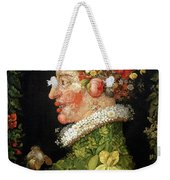 Spring, From A Series Depicting The Four Seasons Weekender Tote Bag