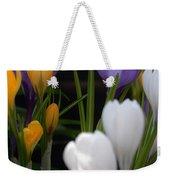 Spring Glow Weekender Tote Bag