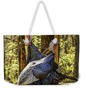 Spring Gobblers Weekender Tote Bag