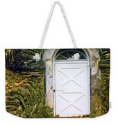 Spring House Weekender Tote Bag