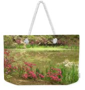 Spring Impression Weekender Tote Bag
